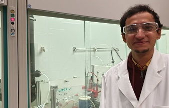 Vignesh Balasubramanian, MSc.