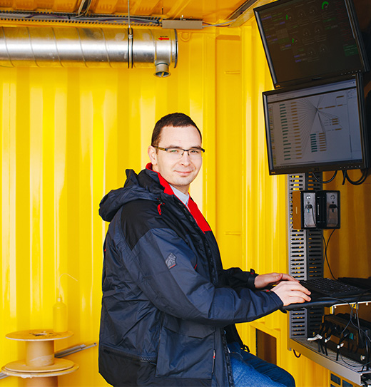 Bogdan Floares, MSc - Team Leader Electrical Engineering