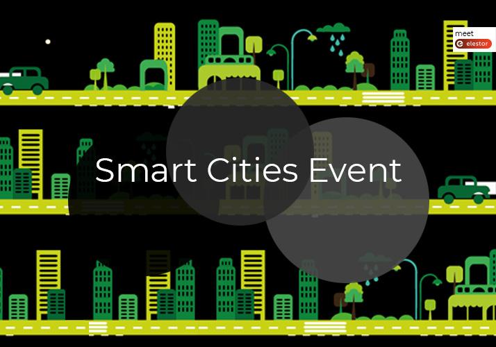 Elestor is present @ Smart Cities