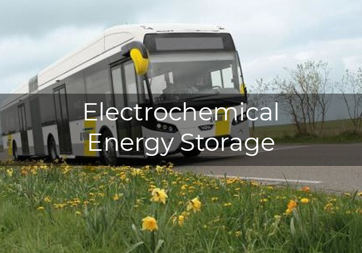 Symposium Electrochemical Energy Storage